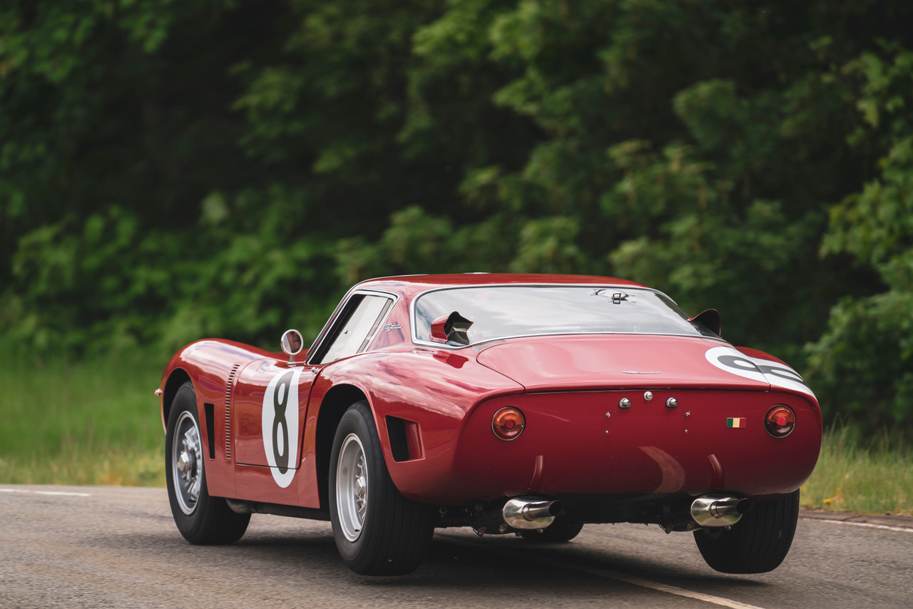 Bizzarrini 5300 GT Strada put through its paces at Millbrook Proving Ground
