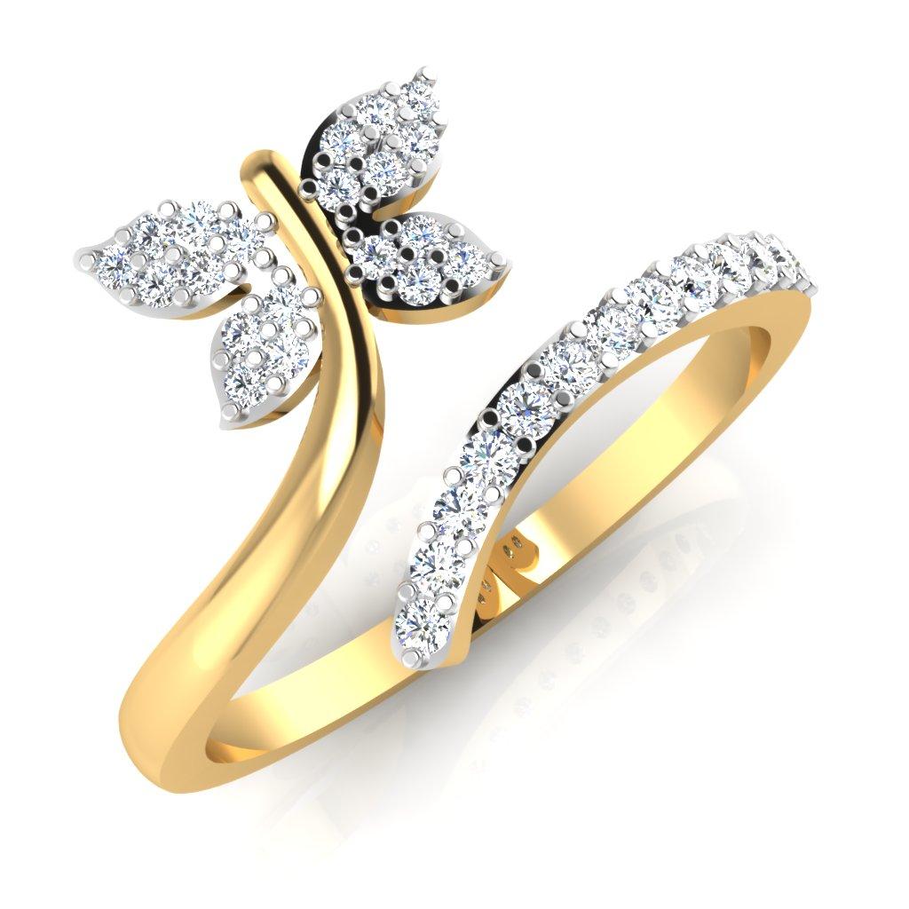 The Laura Diamond Ring