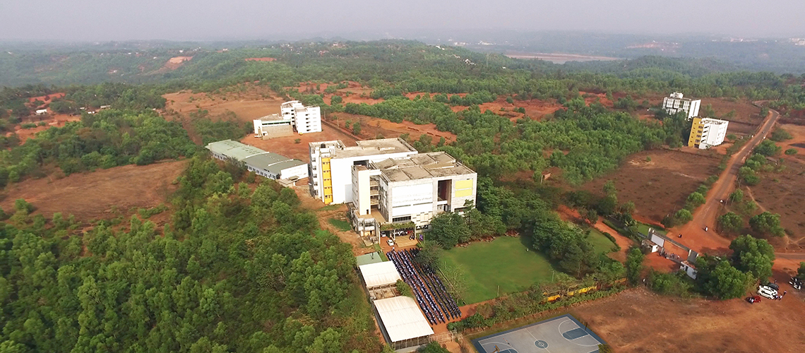 Bearys Environment Architecture Design School, Mangalore