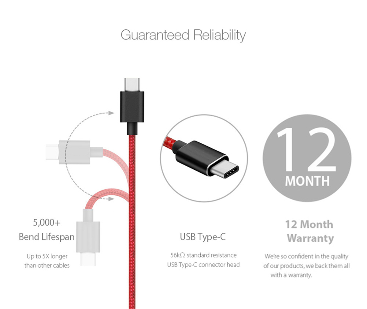 thumbnail 17 - For Samsung Galaxy S10 S10+ Plus Type C USB-C Sync Charger Charging Lead Cable