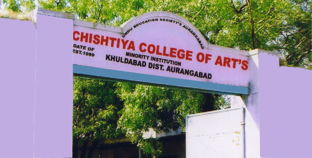 Chistiya College of Arts and Science, Khultabad