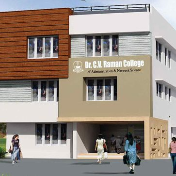 Dr. C.V. Raman College of Administration and Network Science, Davangere