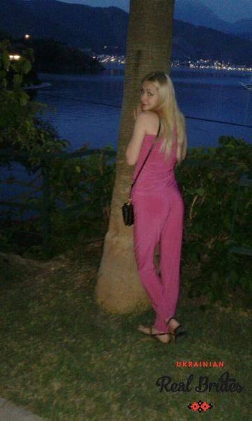 Photo gallery №5 Ukrainian bride Irina