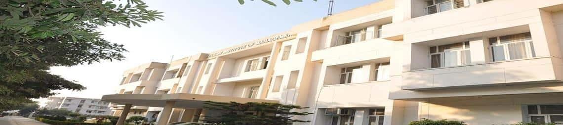 Apeejay Svran Institute of Management, Jalandhar