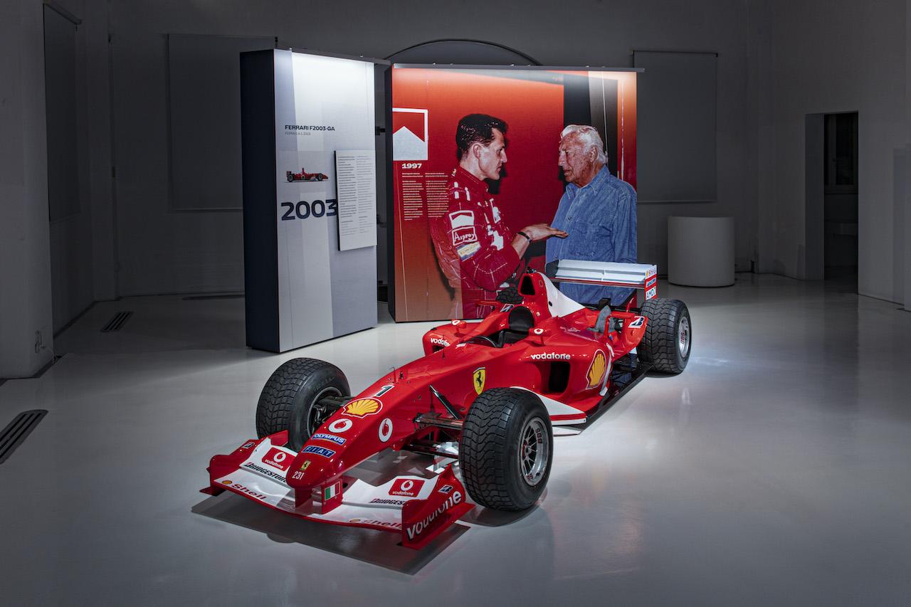 Ferrari announces new Gianni Agnelli exhibition