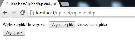 zabezpieczenia uploadera