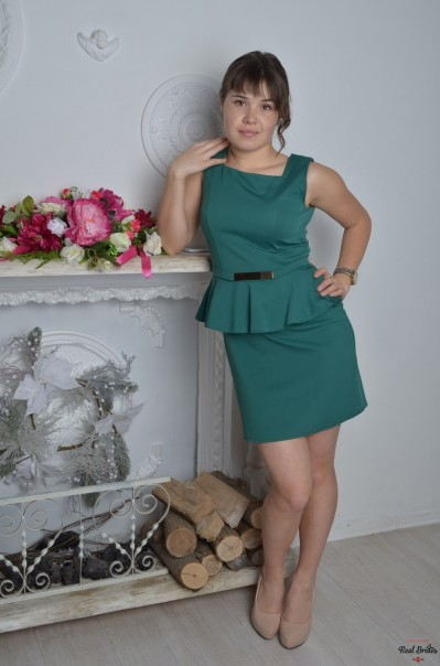 Profile photo Ukrainian bride Liza