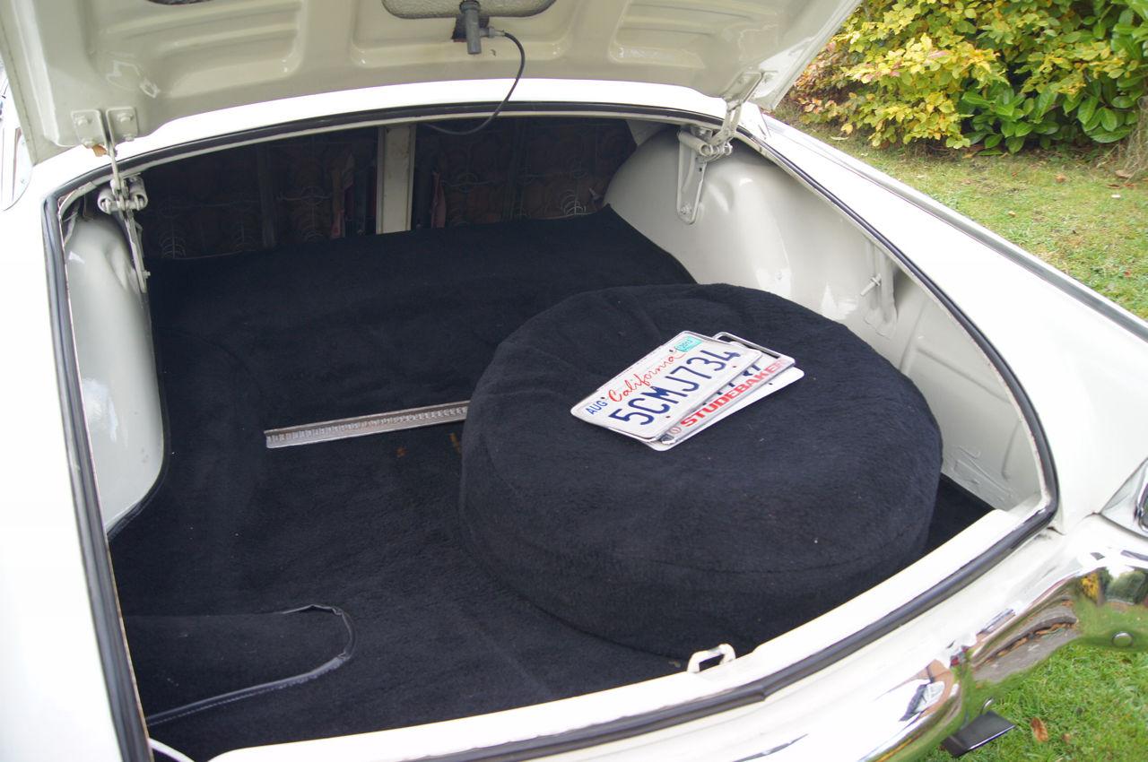 Take to the Road Market Pick Studebaker GT Hawk