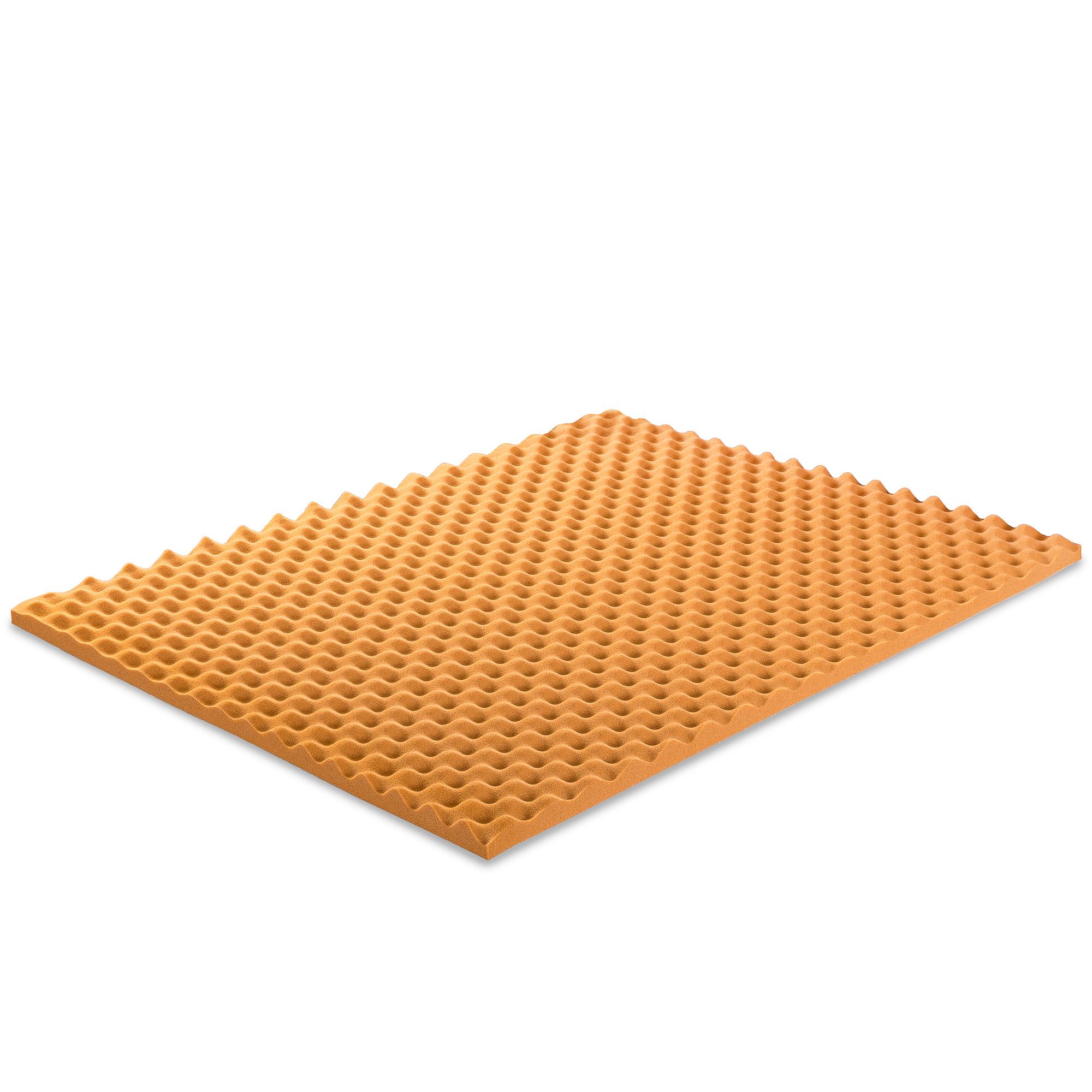 Zinus Queen Double 4cm Cool Copper Memory Foam Mattress