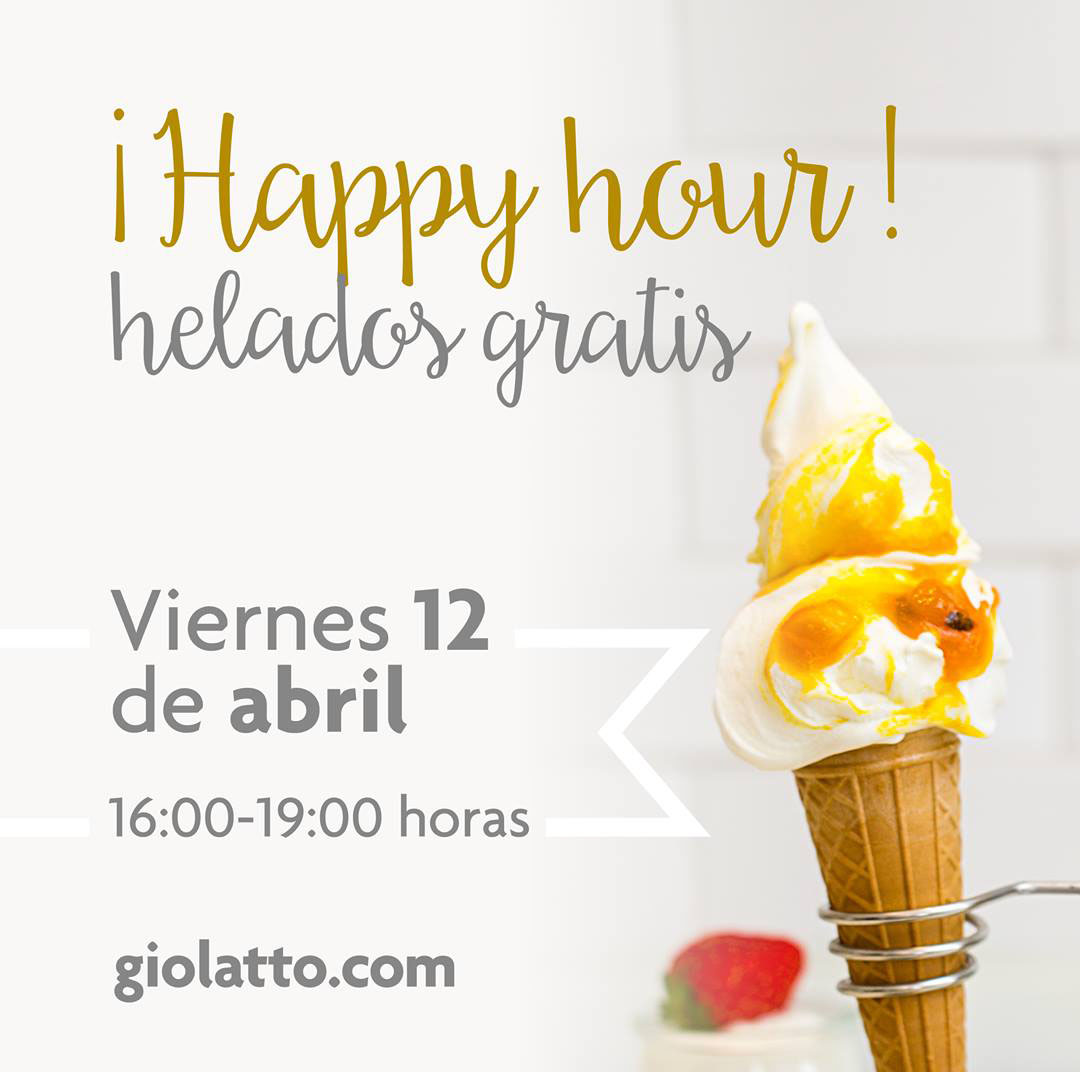 HAPPY HOUR GRANADA giolatto