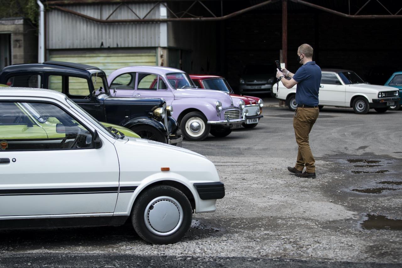 Great British Car Journey opens its doors