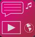 Beim richtigen Aufbau von Inhalten kann man ggf. auch Grafiken und Banner in die eigene Seite integrieren.