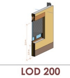 LOD 200