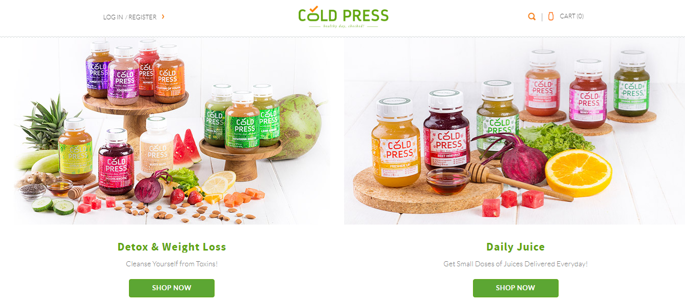 daily juice cold press