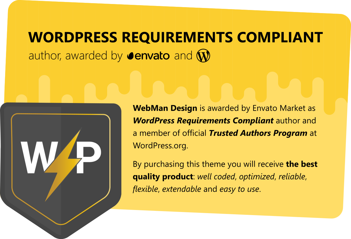 Michelle - Inclusive Accessible Business Portfolio WordPress Theme - 4
