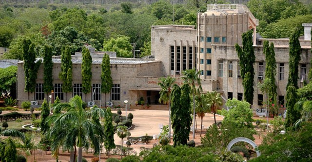 CSIR - Central Electrochemical Research Institute, Sivaganga