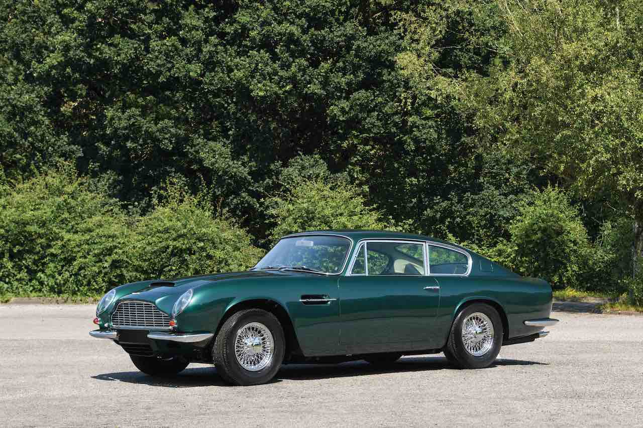 Hagerty Price Guide reveals UK classic car market stability