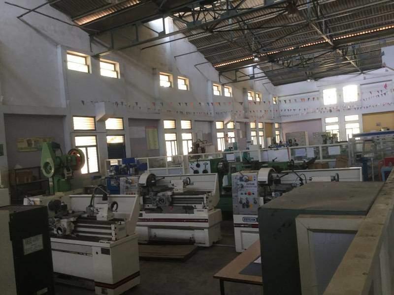 Government Tool Room And Training Centre, Gulbarga