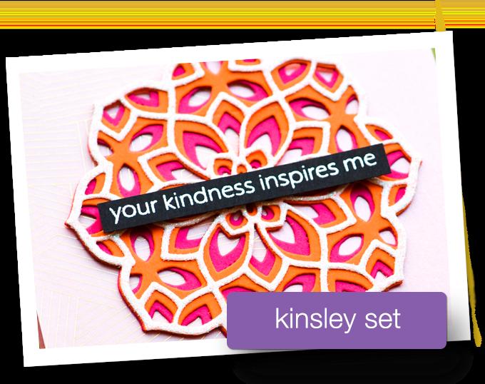Kinsley Layer Set
