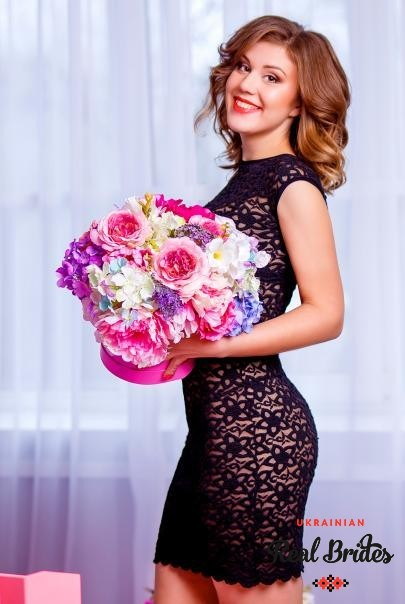 Photo gallery №1 Ukrainian bride Inga