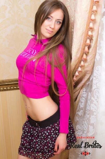 Photo gallery №7 Ukrainian bride Violetta