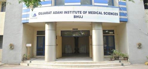 Gujarat Adani Institute of Medical Sciences, Bhuj Image