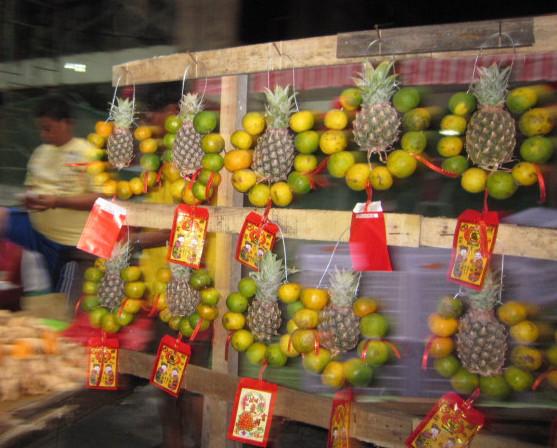 festive fruits