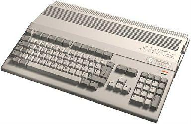 Commodore Amiga Emulator