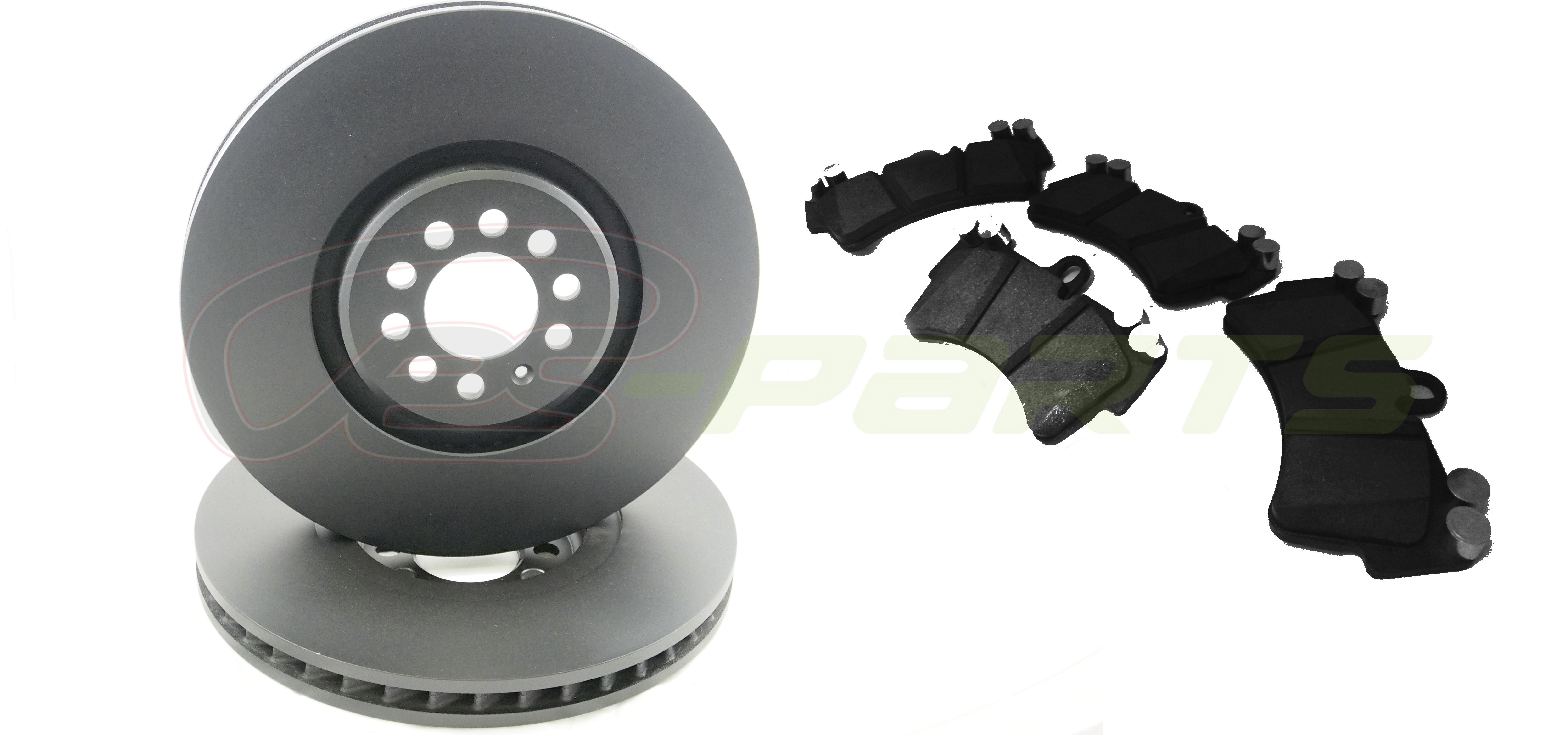 bremsscheiben bremsbel ge f r audi tt vw golf 3 4 r32. Black Bedroom Furniture Sets. Home Design Ideas