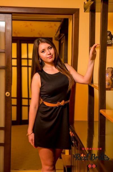 Photo gallery №3 Ukrainian bride Oksana