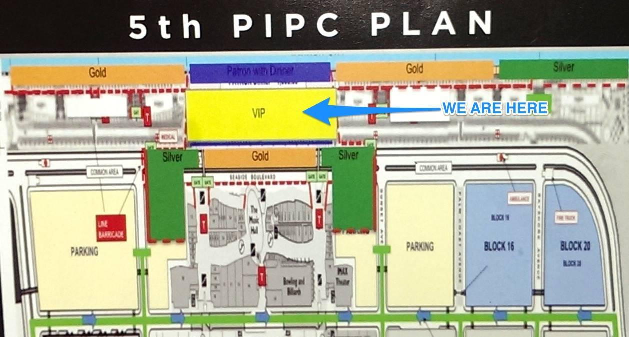 pyromusical layout