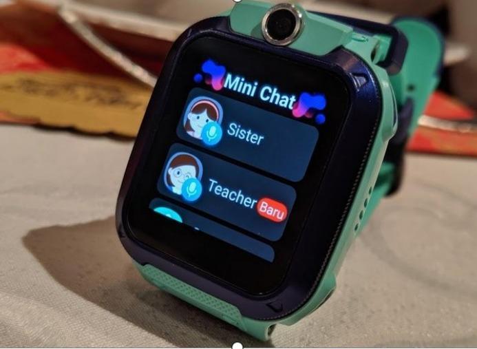 Smartwatch Jam Tangan Pintar Anak