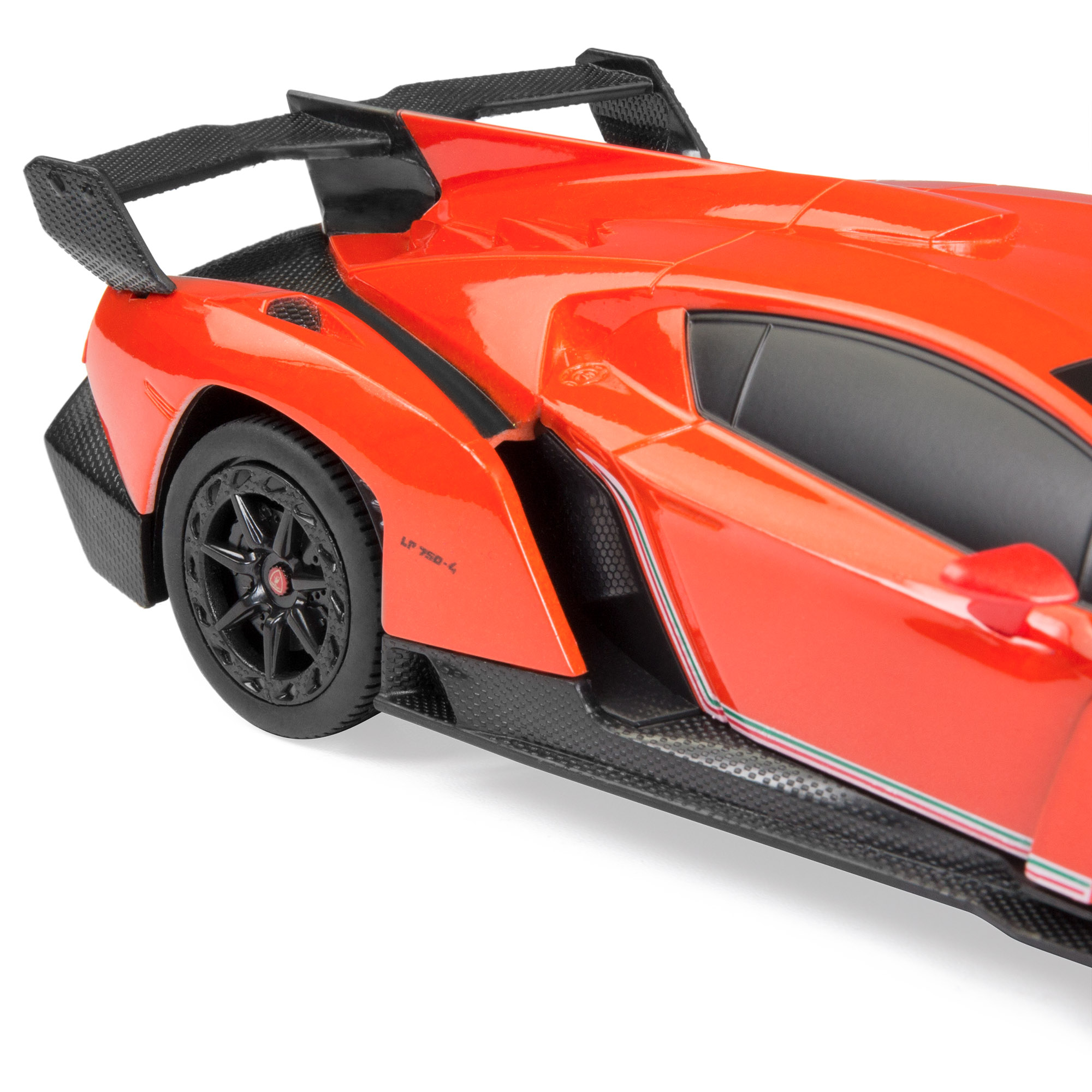 BCP-1-24-Kids-RC-Lamborghini-Veneno-Racing-Car-Toy-w-Lights-Shock-Suspension thumbnail 13
