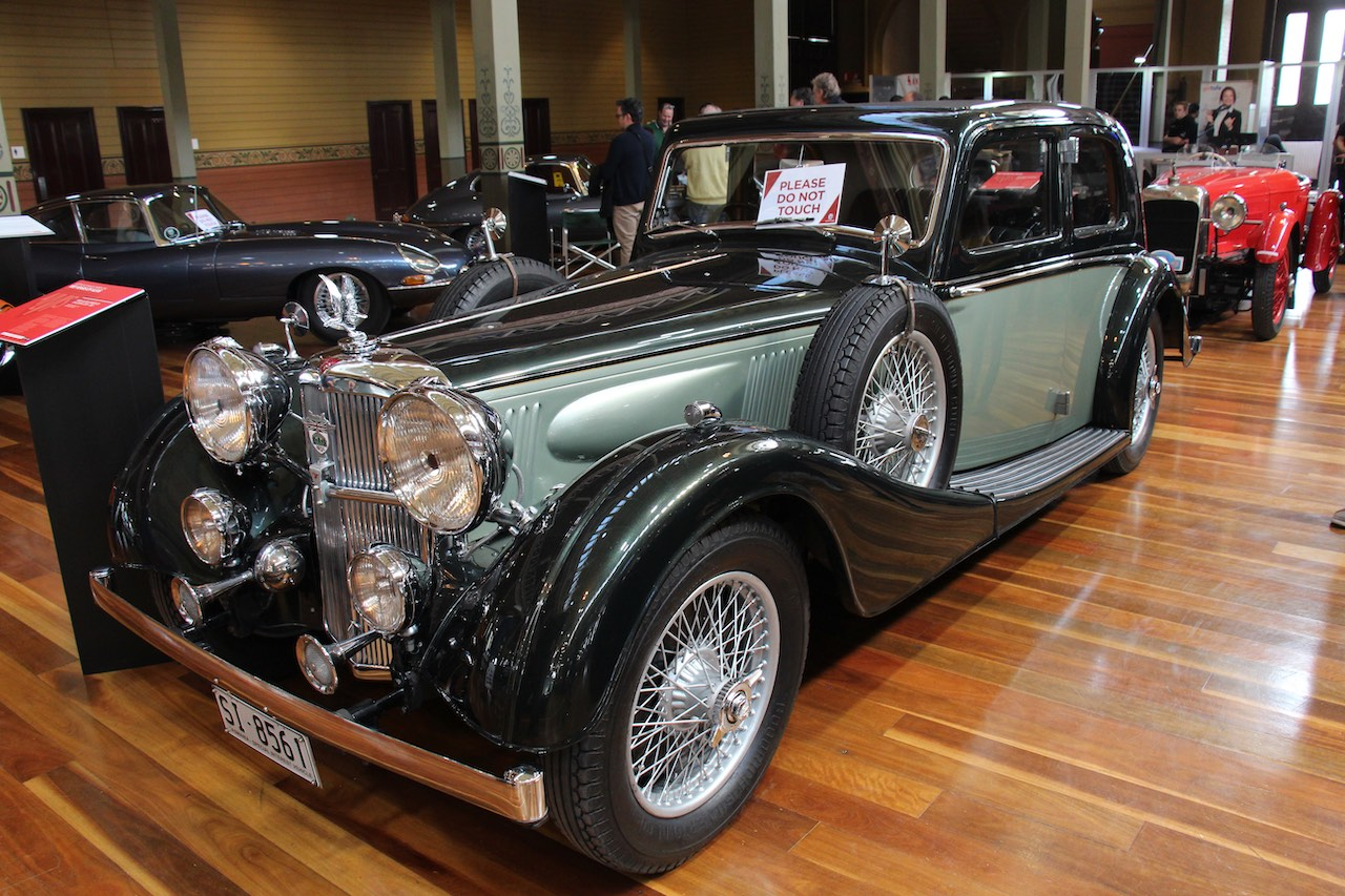 London Concours to celebrate Lost Marques