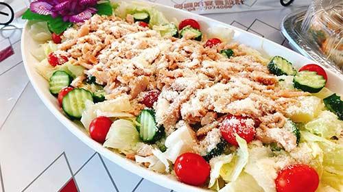 凱薩雞肉沙拉
