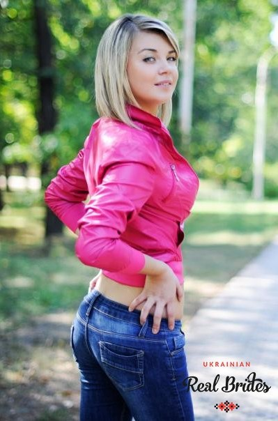 Profile photo Ukrainian bride Anastasiya