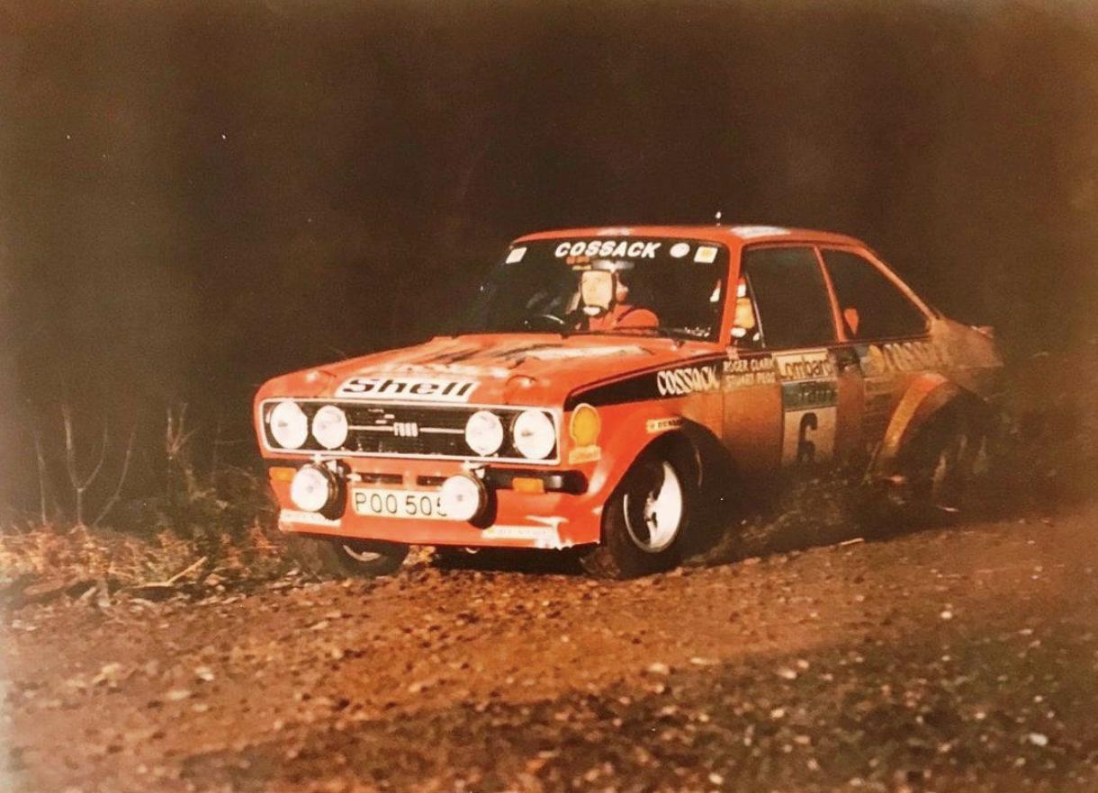 Countdown to 45th Anniversary Lombard Rally Bath
