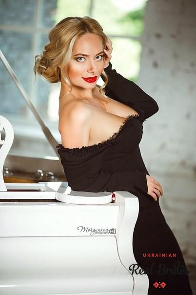 Photo gallery №2 Ukrainian lady Julia