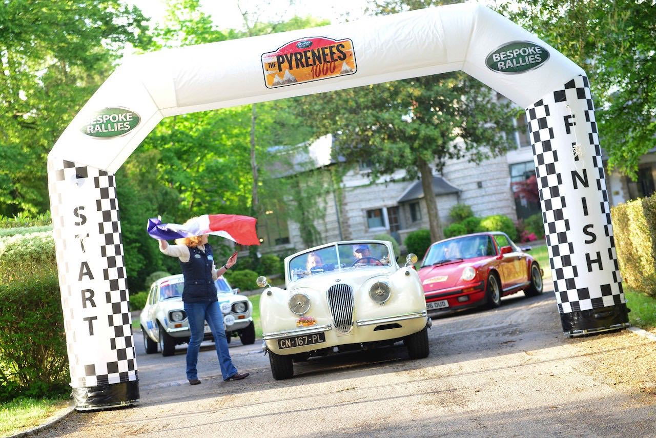 Bespoke Rallies announces two new classic car rallies