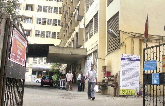 K B Bhabha Municipal General Hospital Image