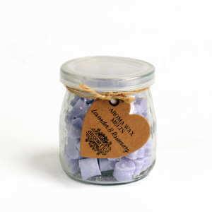 soy wax melts jar