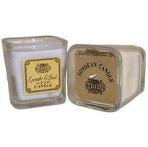 soy wax jar candles