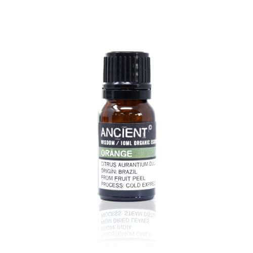 organic essential oil 10ml - orange