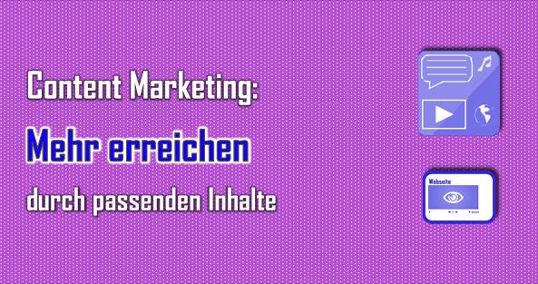 Content Marketing hat viel Potential und ist häufig erfolgreicher als teure Werbe-Kampagnen.