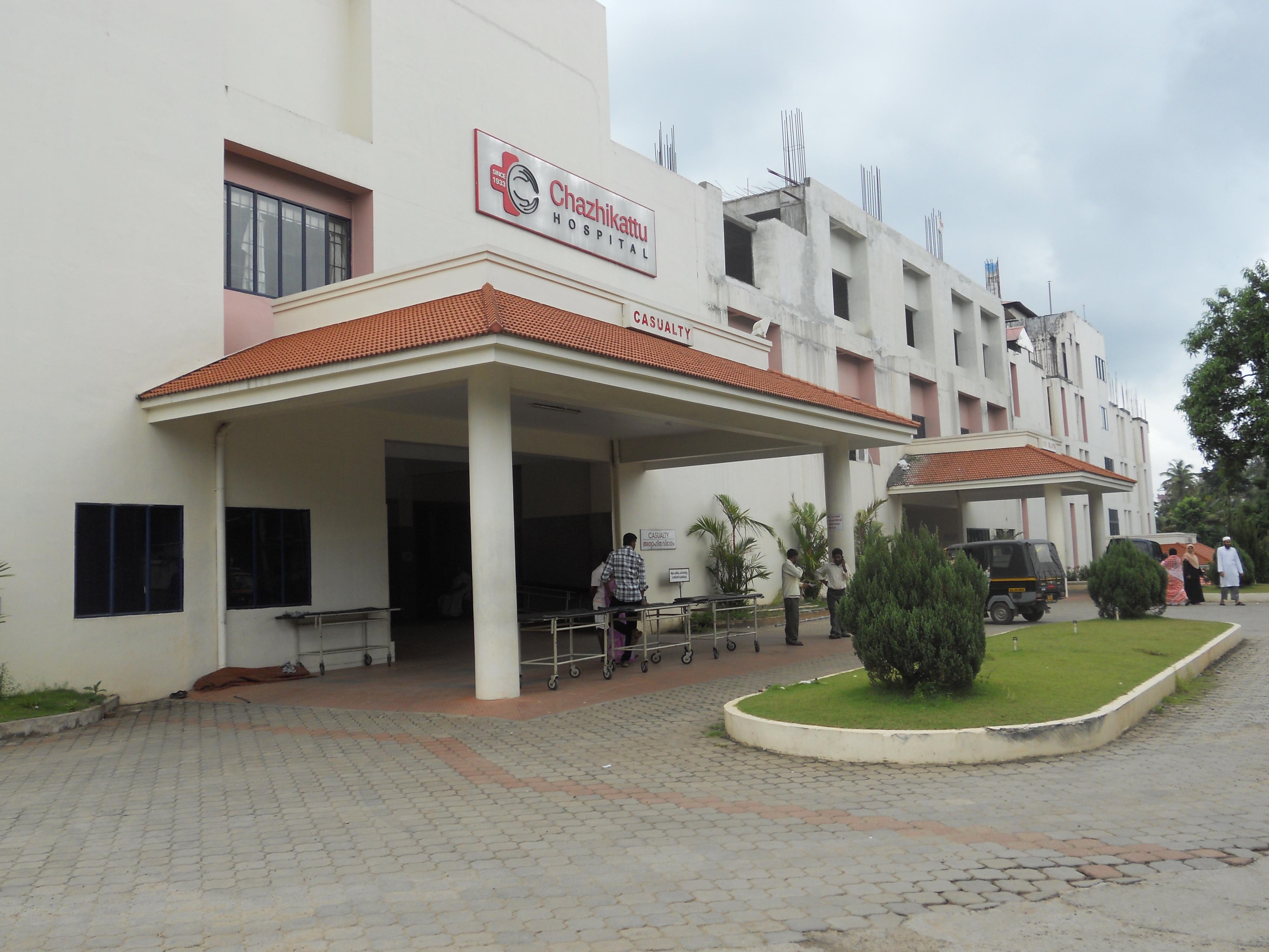 School Of Nursing Chazhikattu Hospitals (P) Ltd.