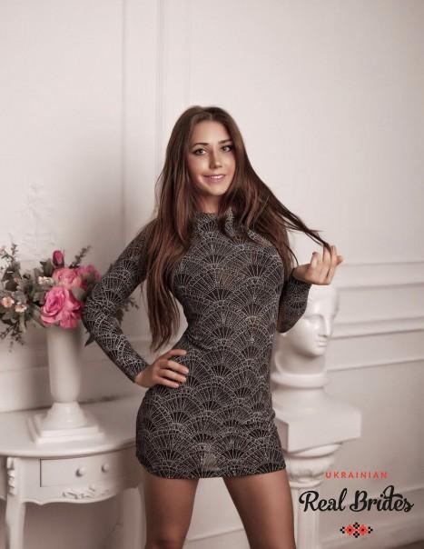 Photo gallery №1 Ukrainian bride Anastasiya