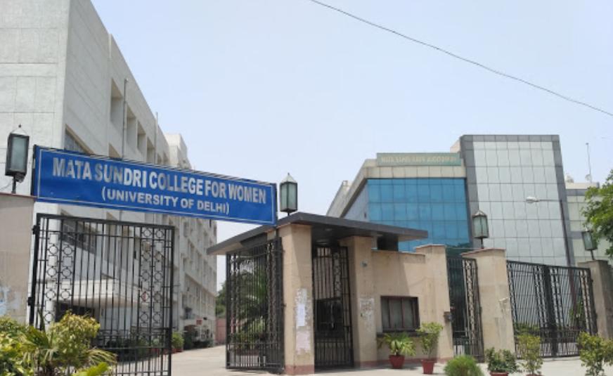 Mata Sundri College for Women, New Delhi Image