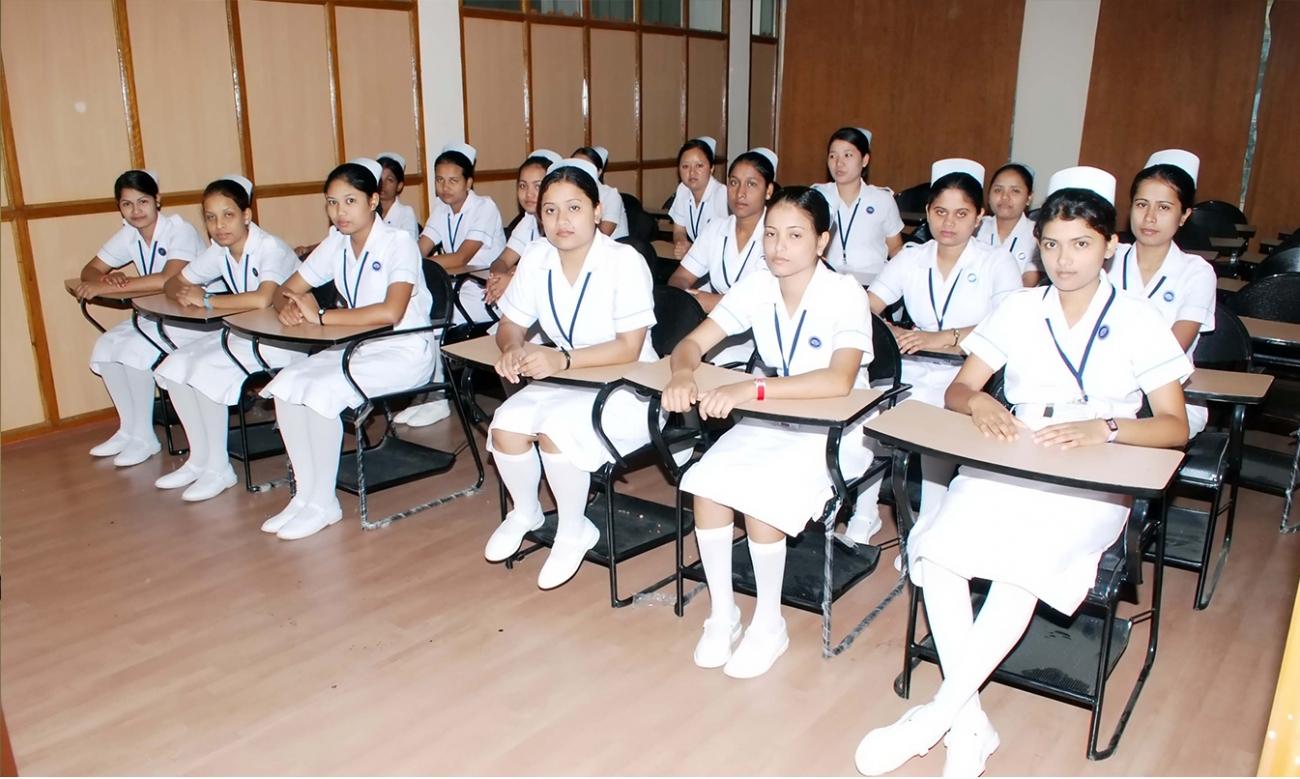 NEPNI School of Nursing Ambika Mansion Image