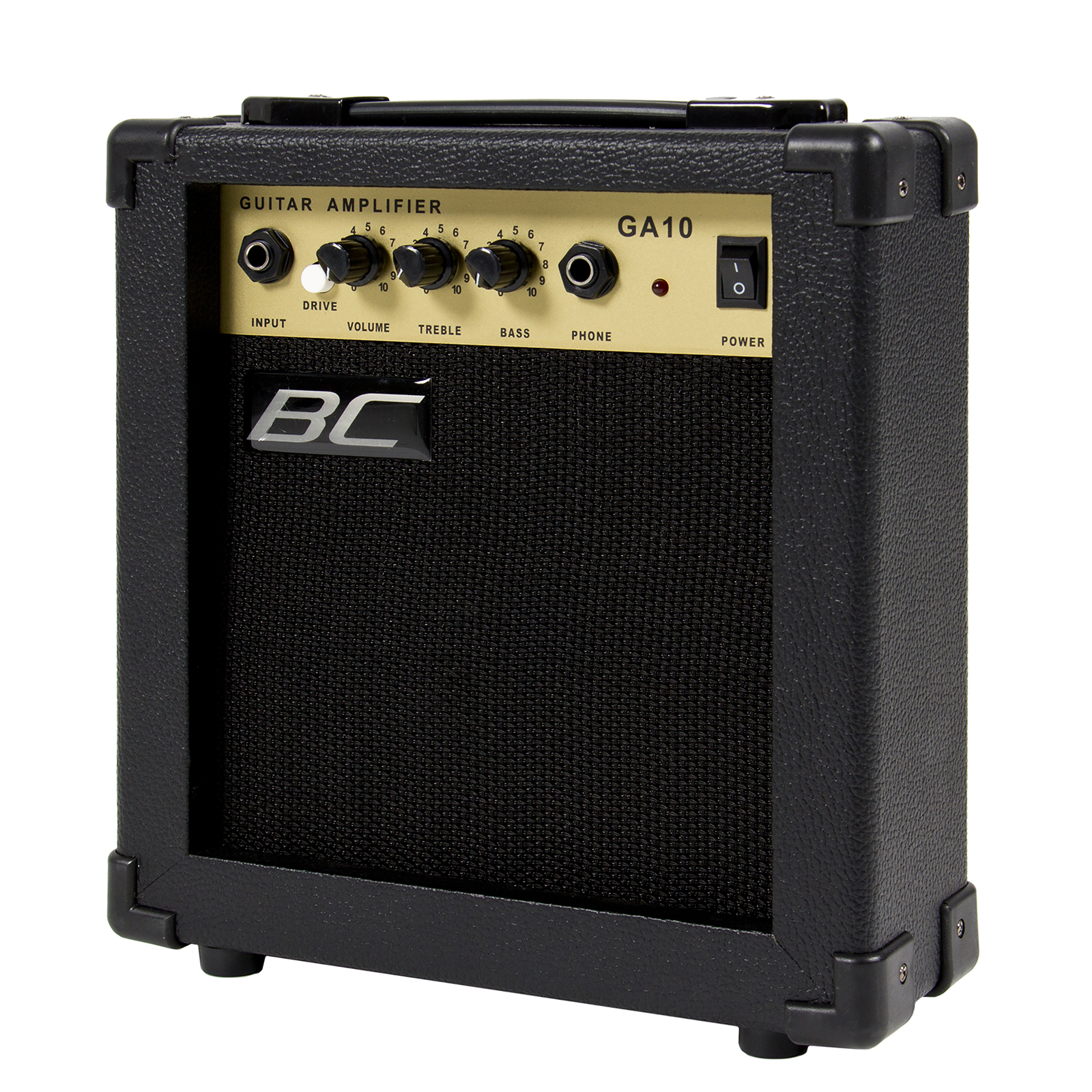 BCP-39in-Beginner-Electric-Guitar-Kit-w-Case-10W-Amp-Tremolo-Bar thumbnail 11