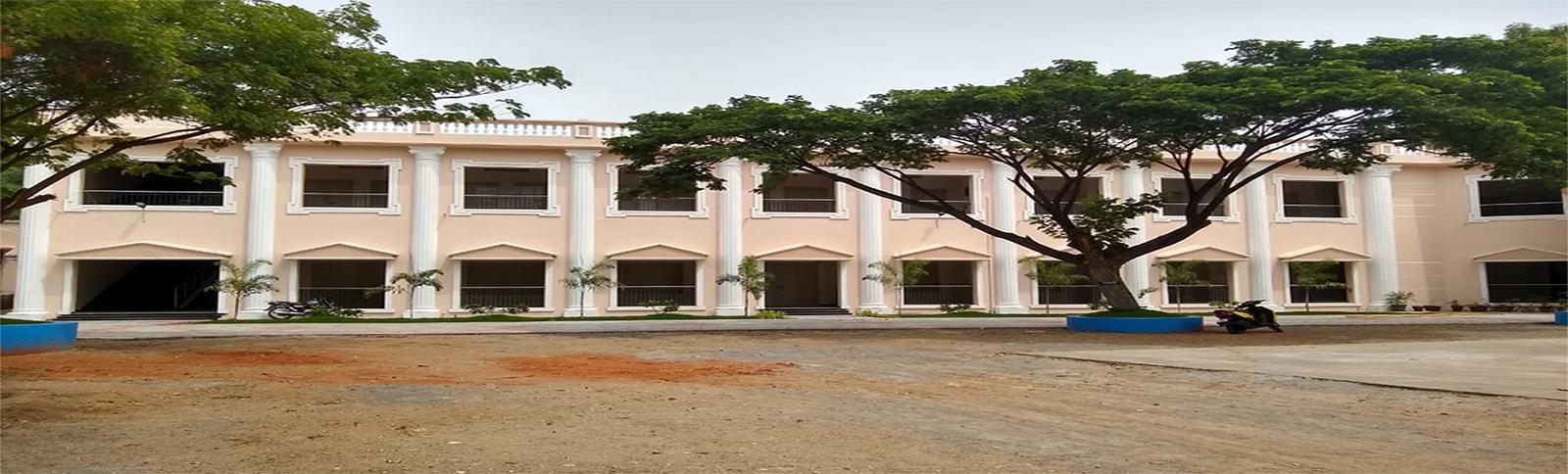 Jayarani Arts and Science College, Salem Image
